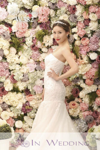 InWedding wedding gown W382B