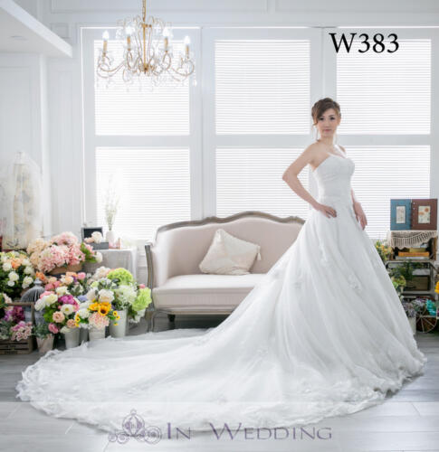 InWedding wedding gown W383