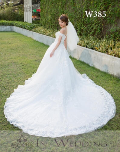 InWedding wedding gown W385