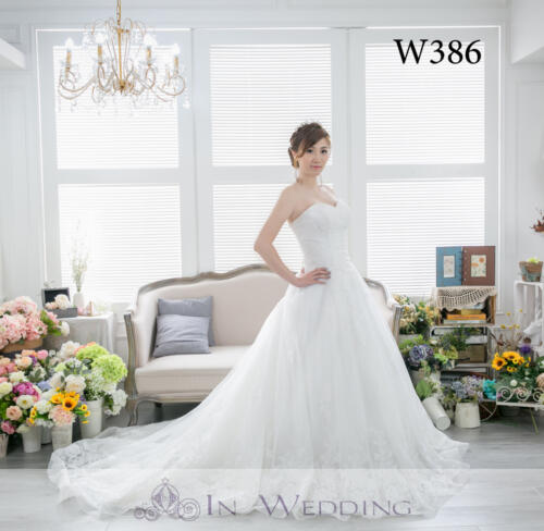 InWedding wedding gown W386A