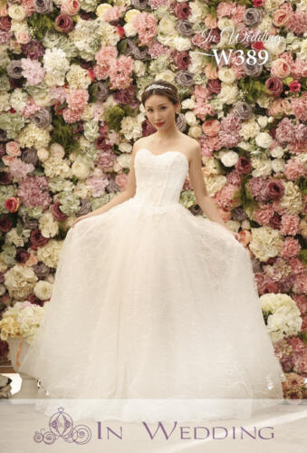InWedding wedding gown W389A