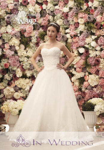 InWedding wedding gown W392