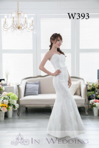InWedding wedding gown W393A