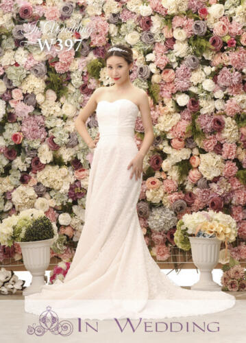 InWedding wedding gown W397B