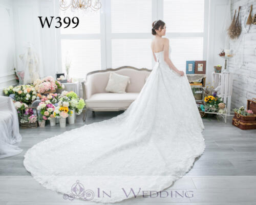 InWedding wedding gown W399A