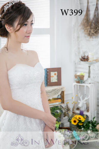 InWedding wedding gown W399B