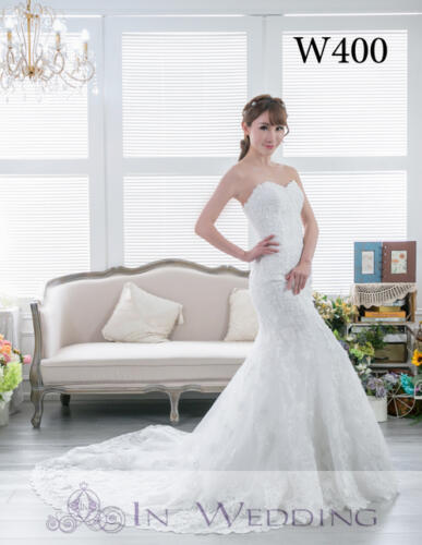InWedding wedding gown W400A