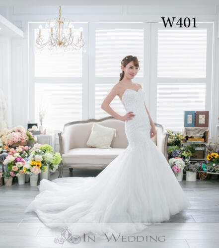 InWedding wedding gown W401B