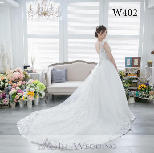 InWedding wedding gown W402A