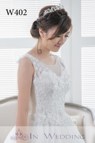 InWedding wedding gown W402B
