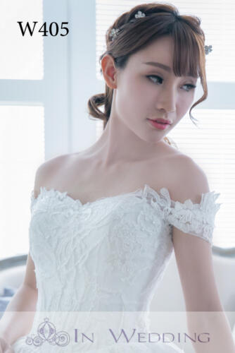 InWedding wedding gown W405B