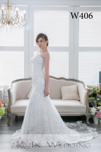 InWedding wedding gown W406A