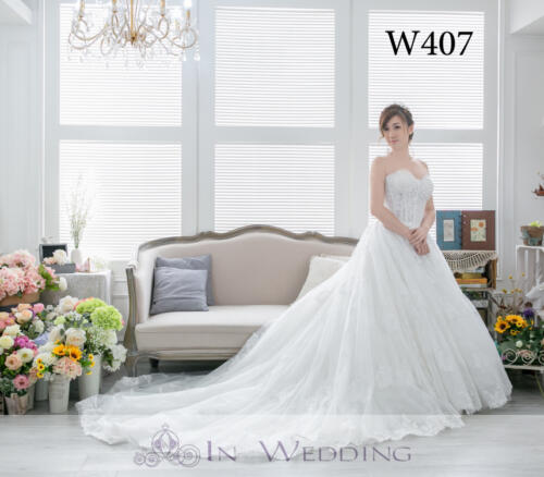 InWedding wedding gown W407A