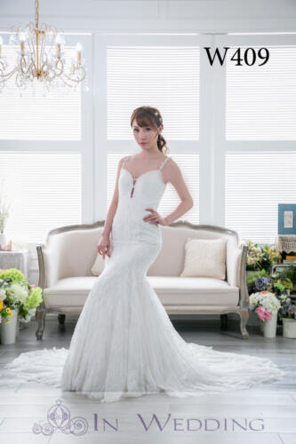 InWedding wedding gown W409A