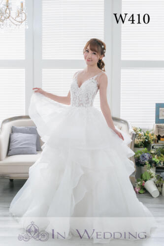 InWedding wedding gown W410B