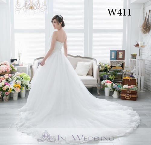 InWedding wedding gown W411A