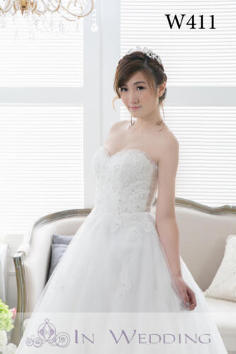 InWedding wedding gown W411B