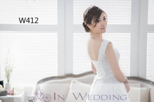 InWedding wedding gown W412A