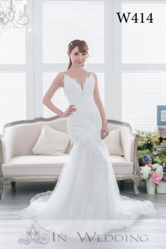 InWedding wedding gown W414B